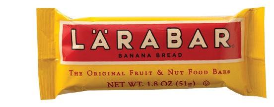 LaraBars!