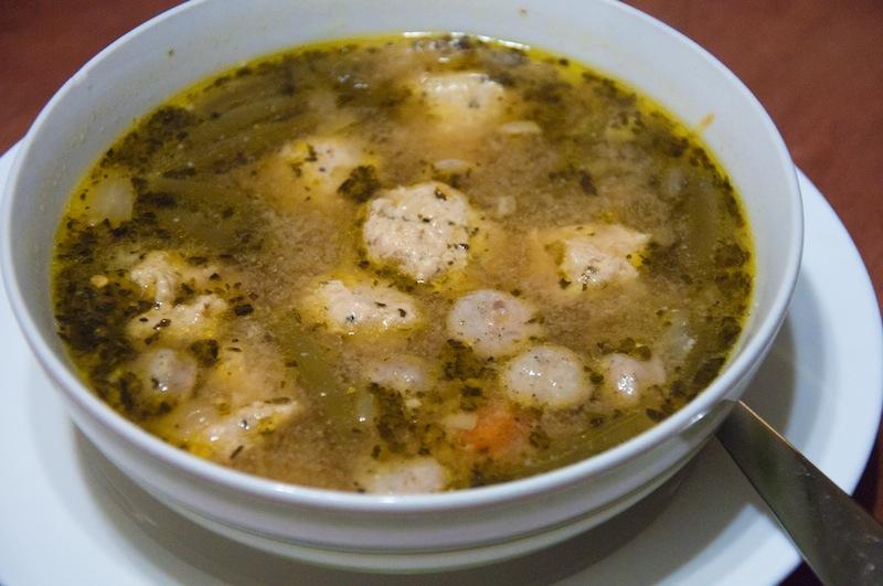 Kitchen Sink Soup