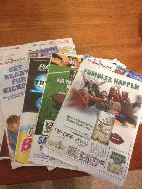 My Favorite Sunday Coupons: 1/29