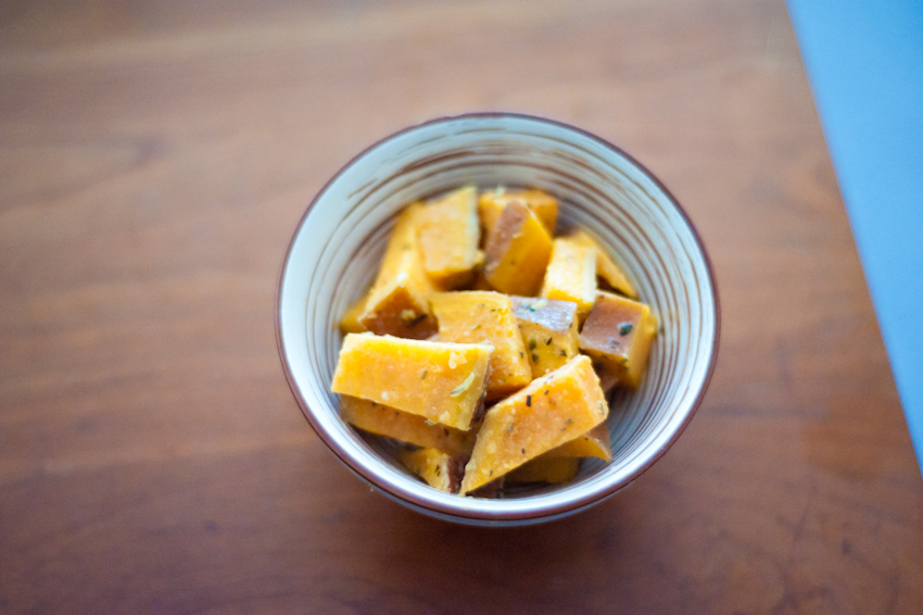 Super Quick Sweet Potatoes