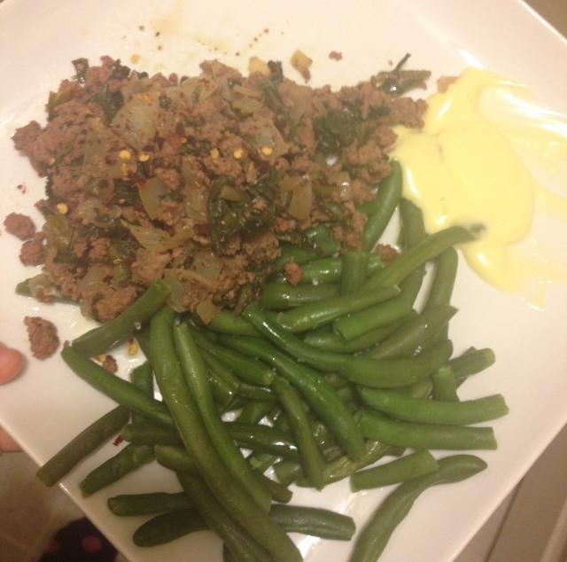 Cheap & Easy Dinner Example