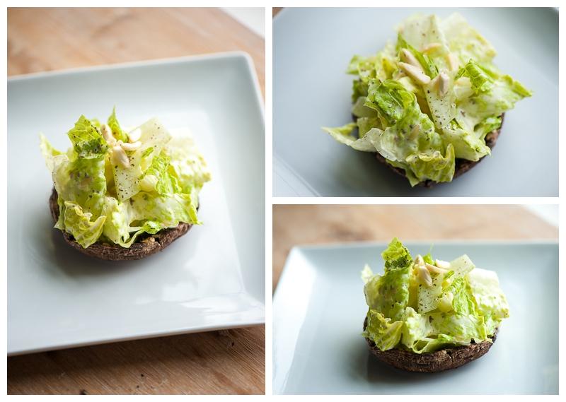 Mushroom N' Salad