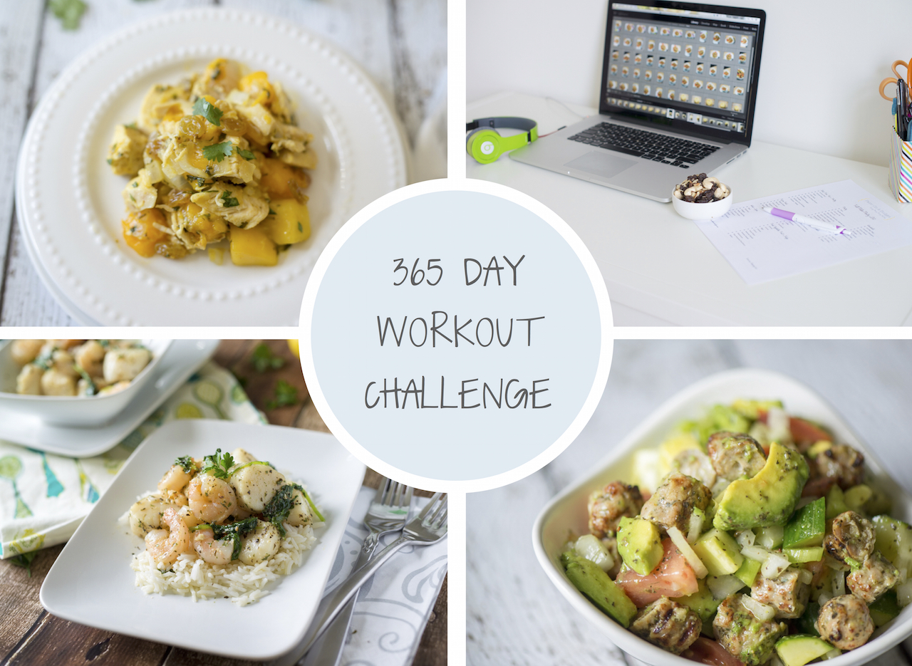 365 Day Workout Challenge
