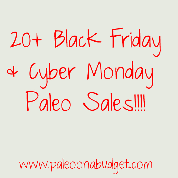 2014 Black Friday – Cyber Monday Sales!!!!