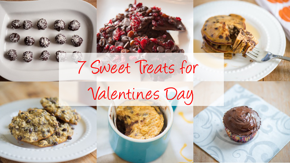 7 Sweet Treats for Valentines Day