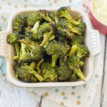 Roasted Broccoli | paleoonabudget.com