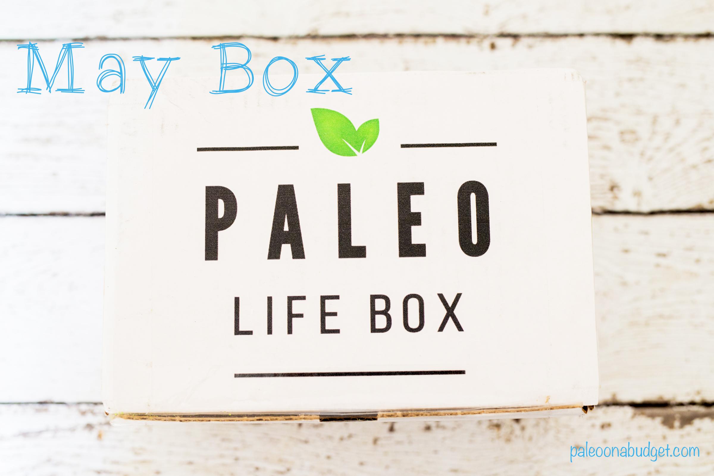 Paleo Life Box: May 2015 Edition