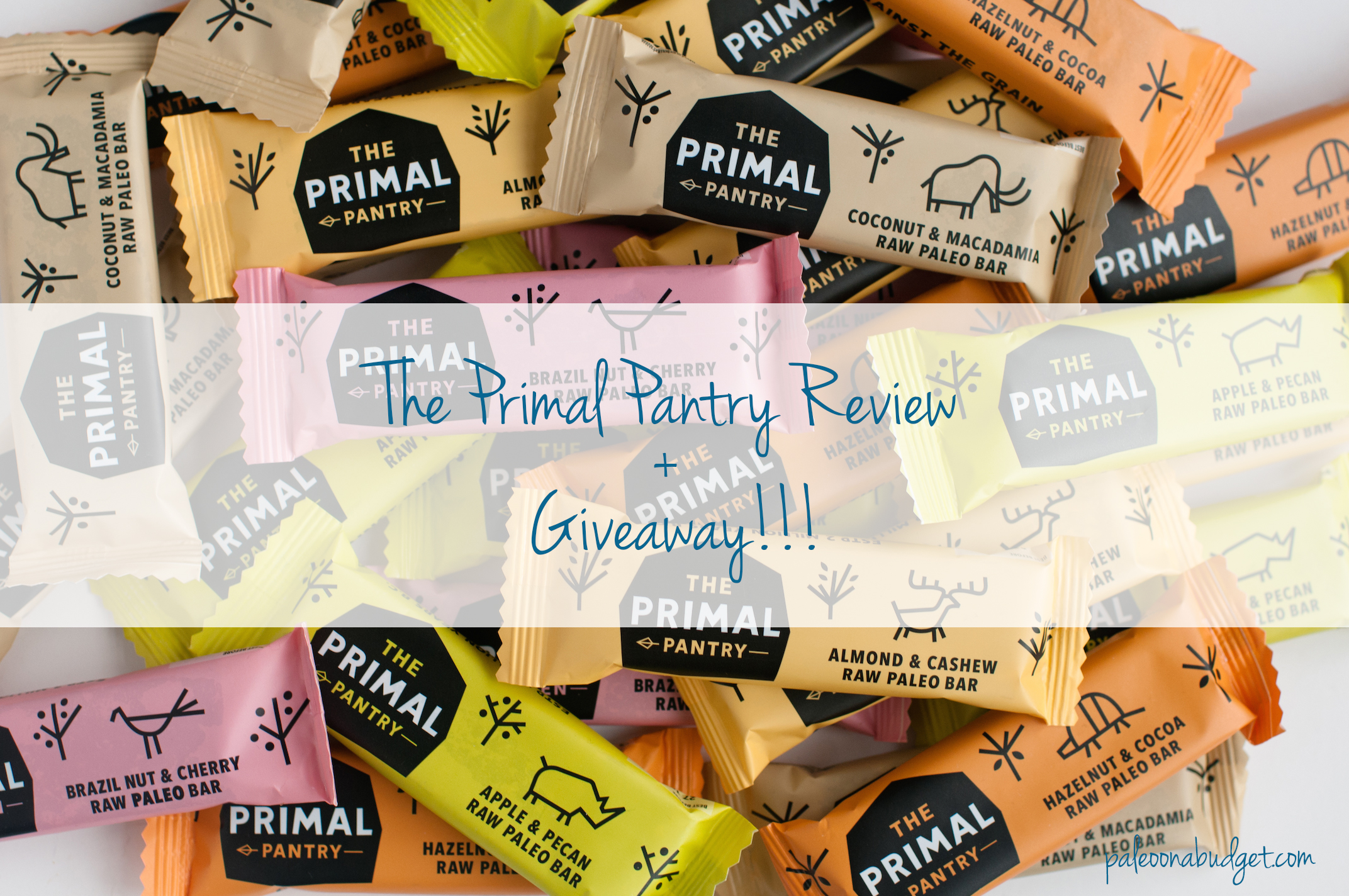 The Primal Pantry: Review + Giveaway!